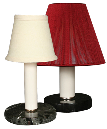 Transform Your Chandelier With Mini Lamp Shades