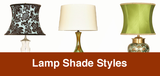 Lamp Shade Styles Restoration Lighting Gallery
