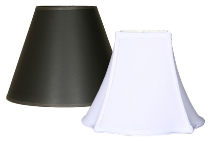 There Is More To Finding The Perfect Lamp Shade Than What Meets The Eye.  What Size? What Color? What Shape? At Restoration Lighting Gallery, We  Believe That ...