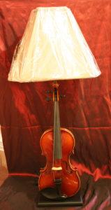custom guitar lamp