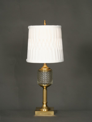Beautiful Vintage Decorative Accent Lamp, c. 1920