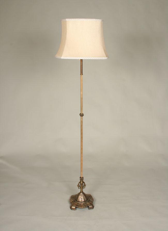 Vintage 2lt floor lamp c 1930