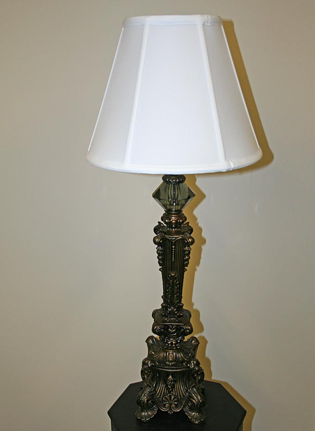 Victorian Style Table Lamp, C.1960