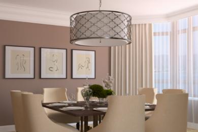 Superb Modern Dining Room Fixture